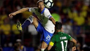 Richarlison reconhece nervosismo da seleção na estreia da Copa América