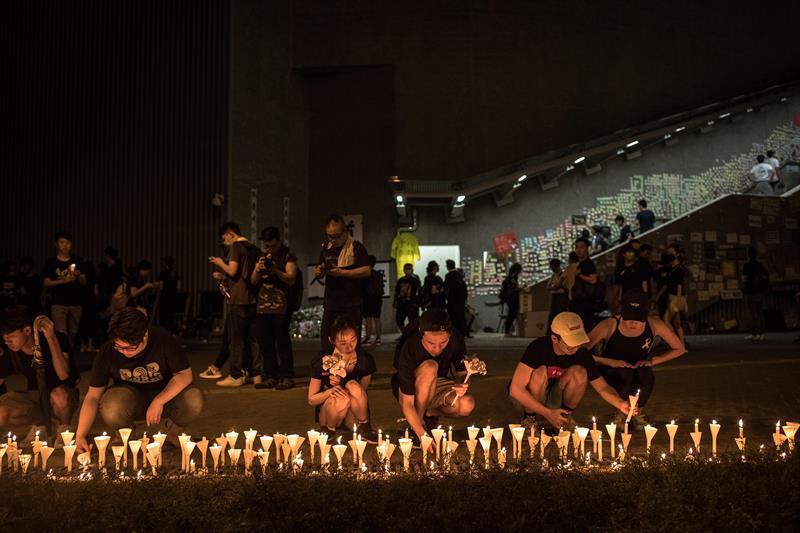 Milhares voltam a protestar em Hong Kong contra extradição de criminosos