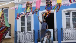 Dez anos após sua morte, Michael Jackson segue imortalizado no Pelourinho