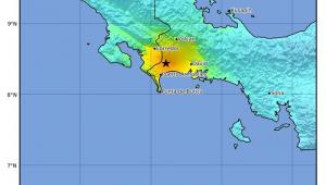 Terremoto de magnitude 6,7 sacode a Costa Rica e autoridades avaliam danos