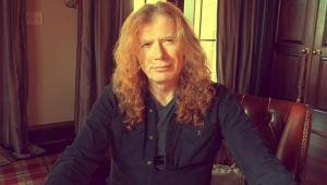 Megadeth cancela shows para vocalista tratar câncer