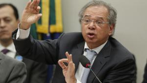 Guedes: Volta da CPMF é 'assunto proibido' no governo