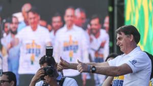 Na Marcha Para Jesus, Bolsonaro diz que evangélicos foram 'decisivos' para mudar destino do Brasil