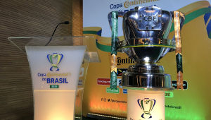 CBF define escala de arbitragem para decisão da Copa do Brasil