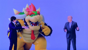 Nintendo faz piada com presidente que tem nome igual ao do vilão de 'Mario'