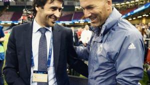 Real Madrid anuncia o ídolo Raúl como treinador do time B