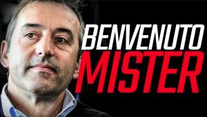 Milan anuncia treinador Marco Giampaolo como substituto de Gattuso