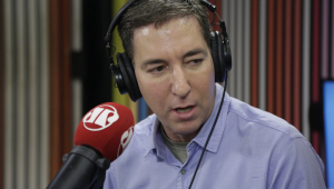 Glenn Greenwald espalha fake news contra Felipe Moura Brasil