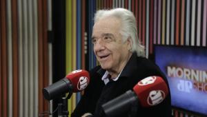 'A música explica por que Deus existe', diz maestro João Carlos Martins