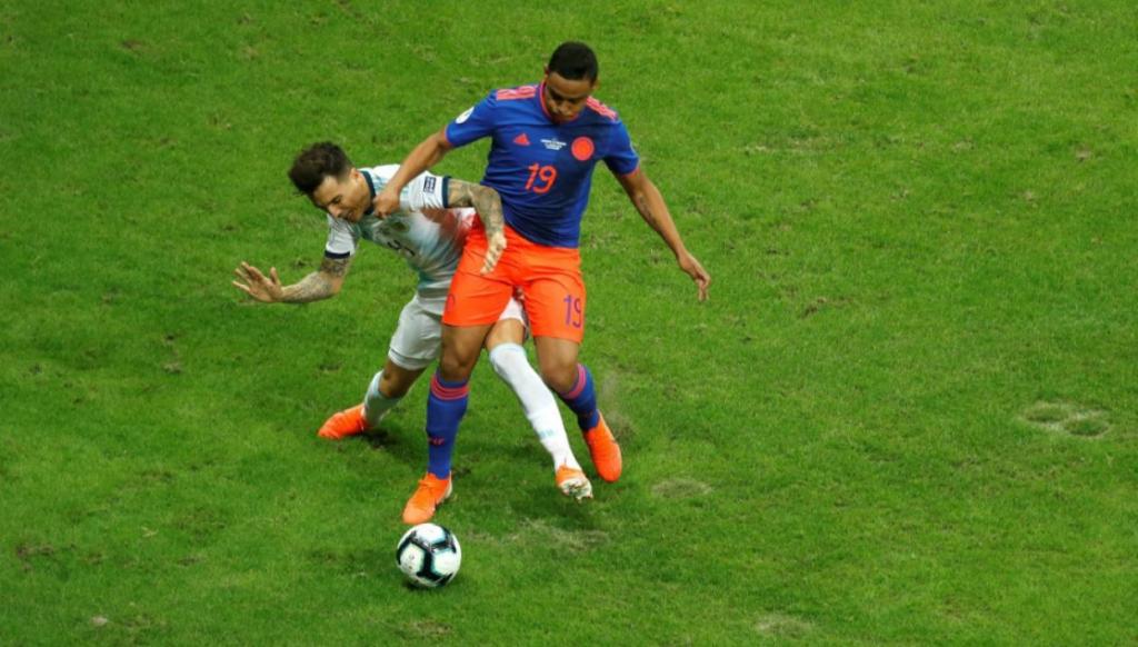 Lesionado, atacante colombiano Luis Muriel está fora da Copa América