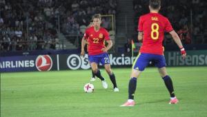 Pouco utilizado no Real Madrid, Marcos Llorente é vendido ao Atlético de Madri