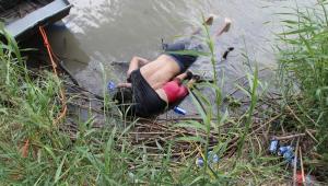 Trump atribui mortes de pai e filha na fronteira com México ao Partido Democrata