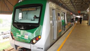 Em greve há 54 dias, metrô de Brasília ainda não tem previsão de normalização