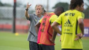 Witzel quer encontro com Jorge Jesus para convencê-lo a ficar no Flamengo