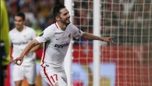 PSG encaminha acerto com meia-atacante do Sevilla por cerca de R$ 87 milhões
