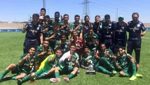 Palmeiras bate time espanhol e conquista bicampeonato do Mundial de Clubes no sub-17