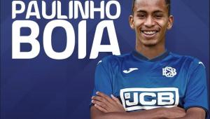 São Paulo empresta Paulinho Boia ao São Bento até o fim de 2019