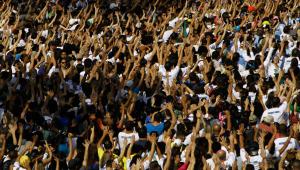 Bolsonaro participa da 'Marcha Para Jesus' em SP; acompanhe ao vivo