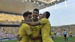 Brasil é a seleção com mais gols, posse, finalizações e cruzamentos da 1ª fase da Copa América; veja números