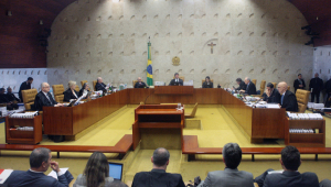 Ministros Fux e Barroso defendem prisão em segunda instância