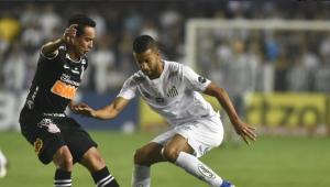 Sampaoli vê vitória justa do Santos contra o Corinthians: 'Ganhamos sendo superiores'