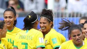 Brasil precisa de apenas um empate com a Itália para avançar no Mundial feminino