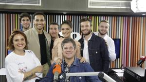 'O Escolhido': Elenco dá detalhes sobre enredo da nova série brasileira de suspense da Netflix