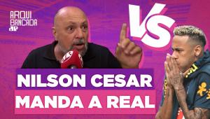 Reveja todas as vezes em que Nilson Cesar falou o que ninguém tinha coragem sobre Neymar!