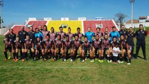 Em dia de goleira, camisa 10 do São Paulo feminino dá assistência e faz quatro defesas