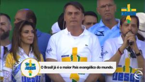 A relação entre os evangélicos e Bolsonaro