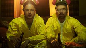 'Breaking Bad' de volta? Bryan Cranston e Aaron Paul fazem tweets misteriosos