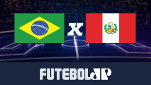 Futebol Jovem Pan - Peru x Brasil - 22/06/2019