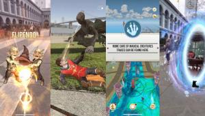 Game de Harry Potter inspirado em 'Pokémon GO' chega ao Brasil