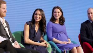 Príncipe Harry e Meghan Markle vão deixar fundação de William e Kate