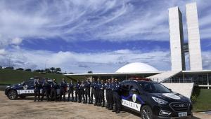 Proposta para desarmar polícia do Congresso e do STF será debatida pelo Senado