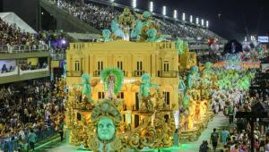 Imperatriz Leopoldinense 'vira a mesa' e segue no grupo especial do carnaval do RJ