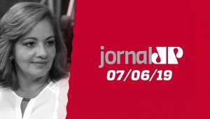 Jornal Jovem Pan - 07/06/2019