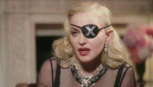 'Ninguém comentaria minha idade se eu fosse homem', diz Madonna ao 'Fantástico'