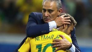 """""""Não adianta... O Tite é REFÉM do Neymar!"""""""