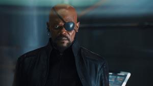 'Homem-Aranha: Longe de Casa': Pôster errado deixa Samuel L. Jackson pistola