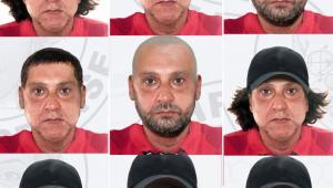 Polícia divulga imagens de possíveis disfarces de assassino de ator Rafael Miguel