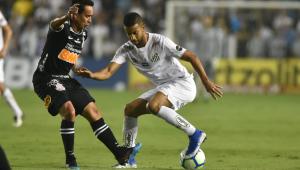 Santos vence Corinthians em último jogo antes da pausa para Copa América