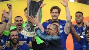 Sarri é apresentado na Juventus e promete ajudar Ronaldo a bater novos recordes