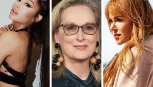 Ryan Murphy vai fazer musical com Ariana Grande, Meryl Streep, Nicole Kidman e mais