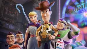 'Toy Story 4' estreia no topo da bilheteria mundial, com US$238 milhões