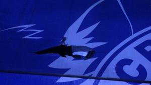 Ônibus do Cruzeiro sofre ataque após jogo com o Atlético-MG no Independência