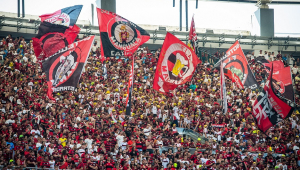 Flamengo atinge média de 50 mil torcedores em jogos como mandante no Brasileirão
