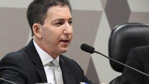 jornalista Glenn Greenwald na CCJ