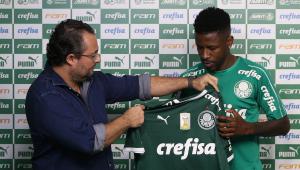Palmeiras faz duas mudanças na lista de inscritos para a Libertadores