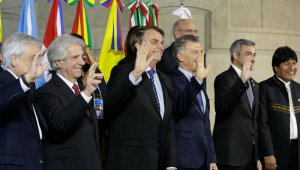 Secretário cita 'conexão' entre Bolsonaro e Trump e garante que, após Mercosul-UE, Brasil buscará outras parcerias econômicas